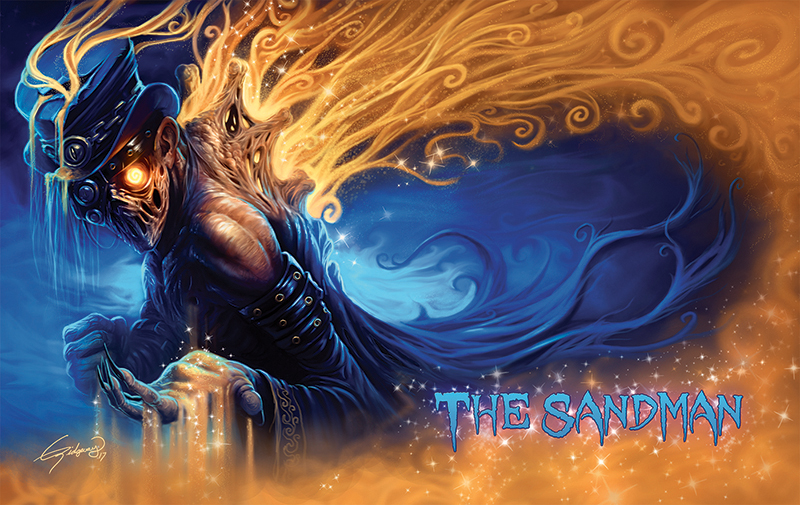 The Sandman by Emortal982