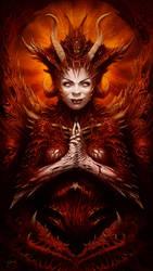 Lady Sanguine by Emortal982