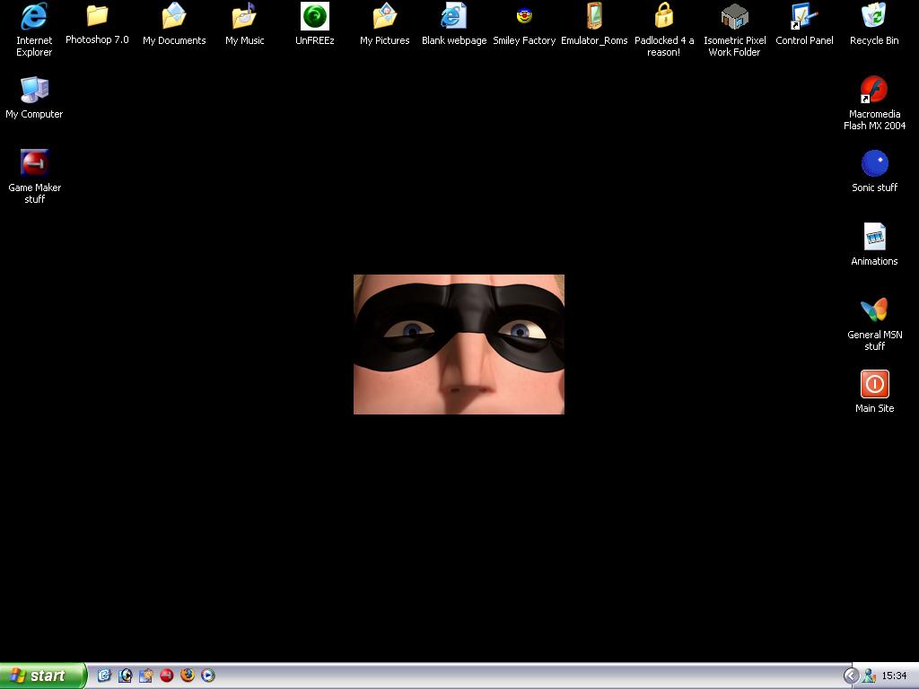 My current Desktop background by The-Crusader on DeviantArt
