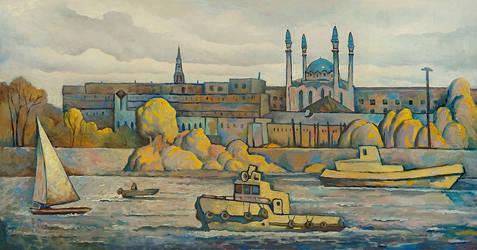 View of Kazan