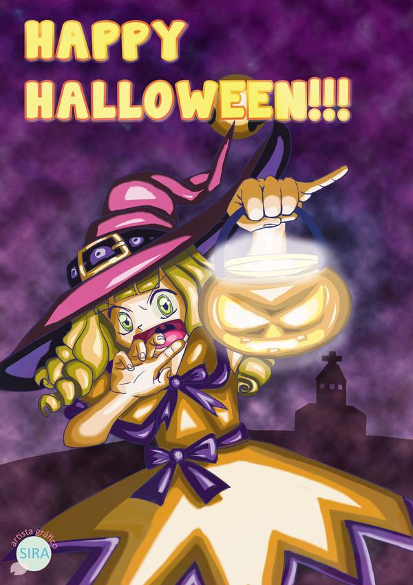 Happy Halloween!!! by sira