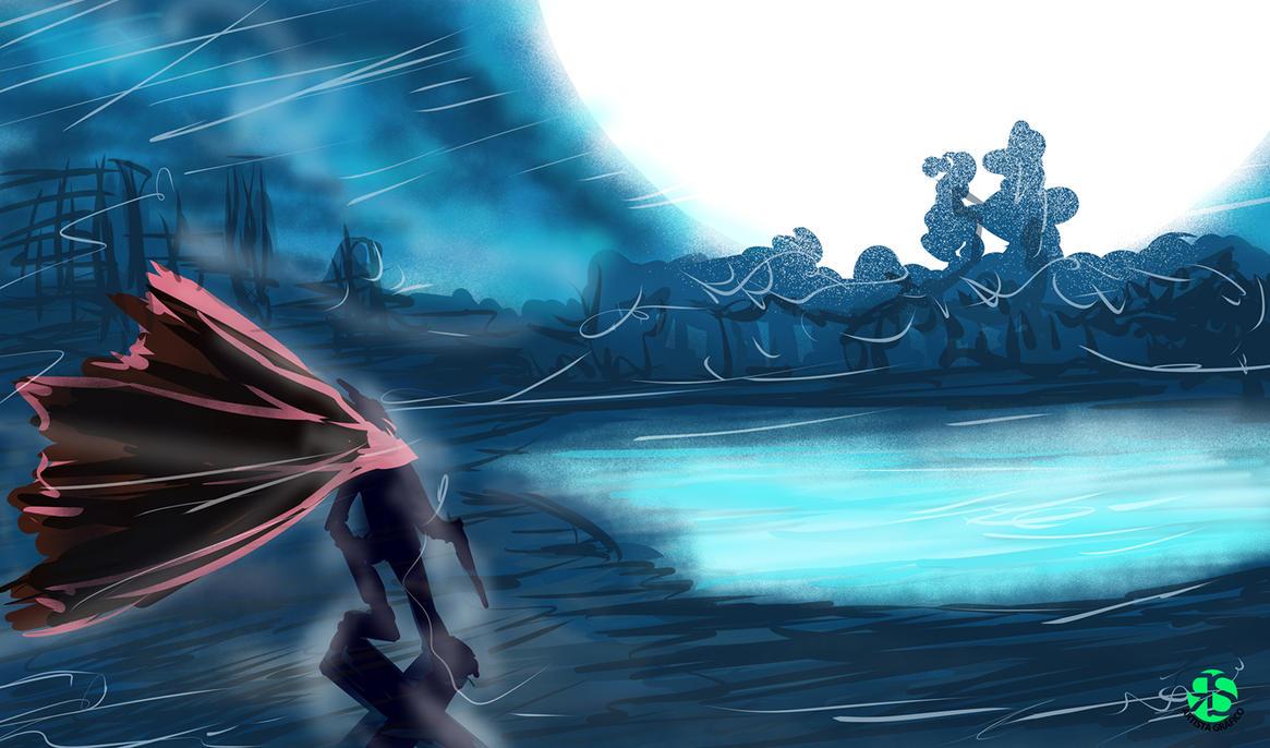 Final Fantasy by Sira Artista Grafico by sira