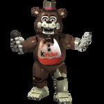 Kinder Egg Toy Freddy
