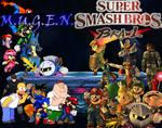 Smash Bros and Mugen