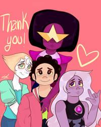 Gems And Steven