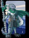 DnD - Vynsayknos, Dragonborn Fighter