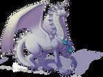 DnD - Beldryxyss, Silver Dragon