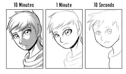 Adam - 10 Minutes, 1 Minute, 10 Seconds by Spritedude