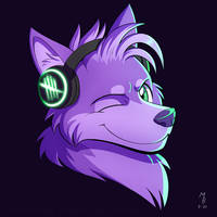 BrothaDwolf Twitch Icon