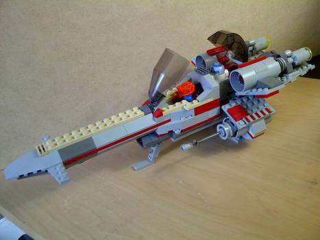Lego I-Wing Starfighter