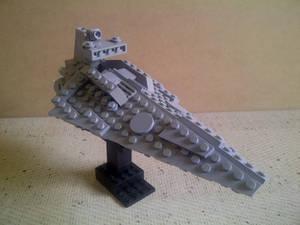 custom Lego destroyer 3.a
