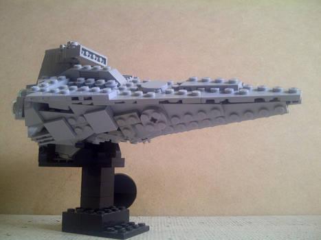 custom Lego destroyer 3.b