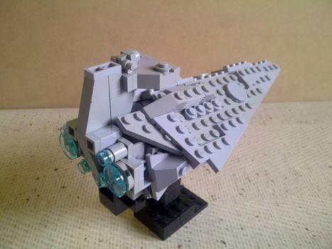 custom Lego destroyer 3.c