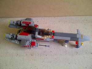 Lego I-Wing v.2