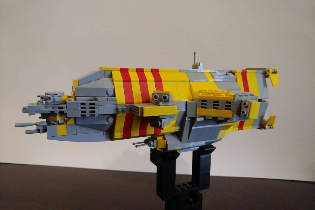 Lego Qwaar-Jet