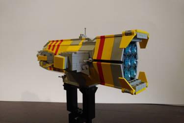 Lego Qwaar-Jet 2