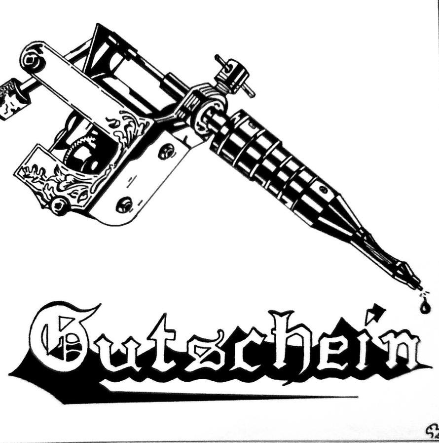 tattoo machine by steffen