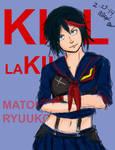 2-23-2014 Ryuko Matoi