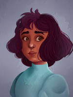 Connie by FlowerCatButters