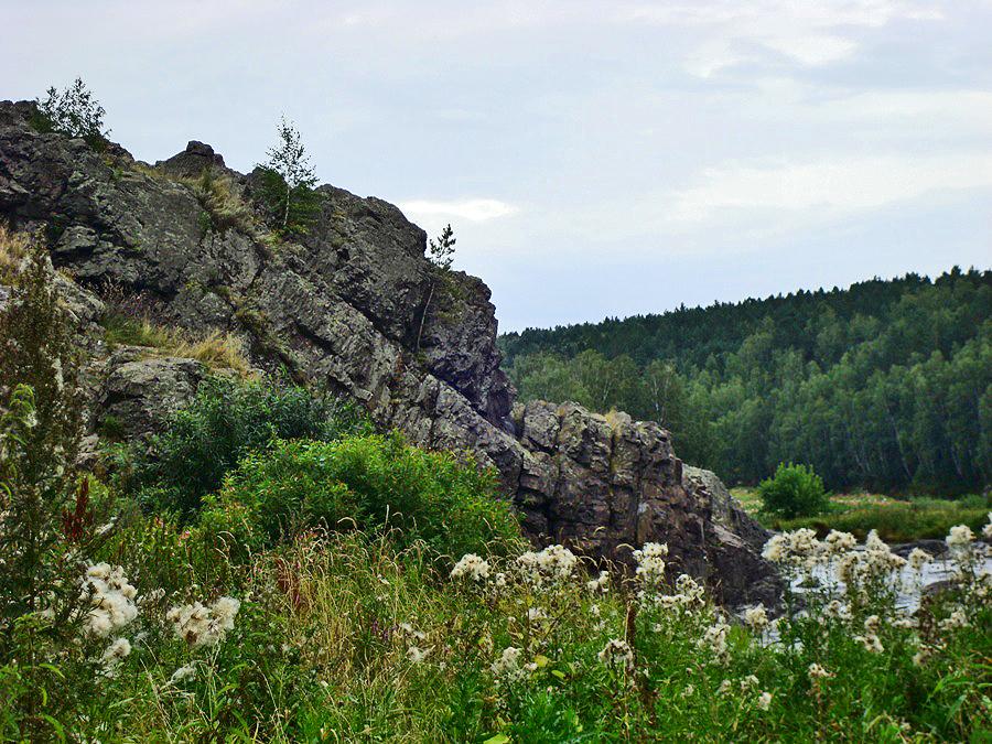 River threshold of Revun-6 by Ryaff