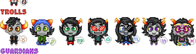 Homestuck: Animated Icons by R-U-B-I-I