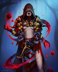 Blood troll