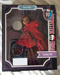 Clawdeen Wolf doll 'Scarily Ever After'