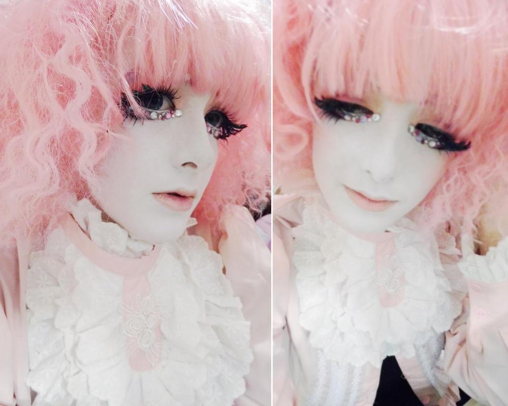 Pastel Shironuri by Hollitaima