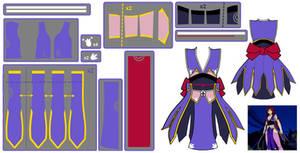 Erza Robe of Yuen