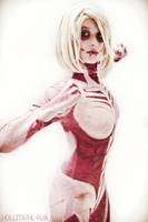 Female Titan by Hollitaima