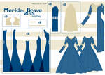 Merida - Pattern Draft