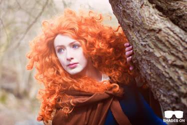Merida cosplay - Searching by Hollitaima