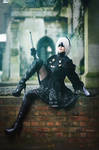 NieR: Automata YoRHa No.2 Type B - stand by