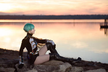 Phosphophyllite Cosplay by Hollitaima
