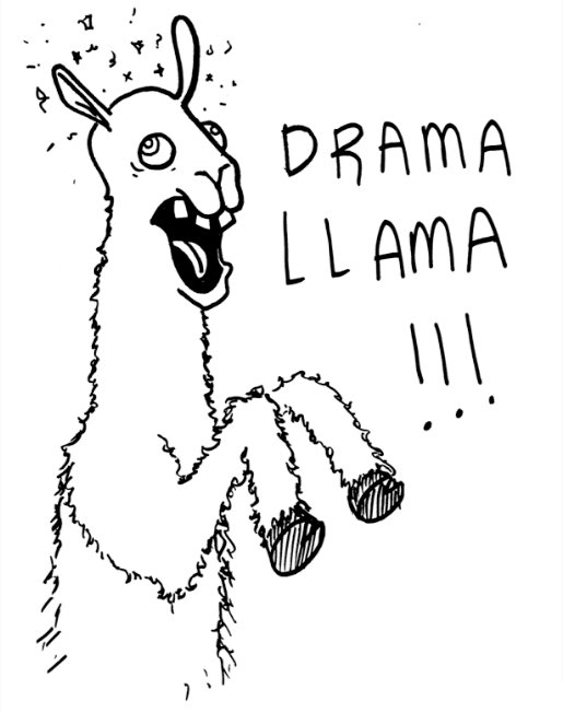 валентина тхе драма лама