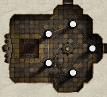 Salt Hall - Green Chamber