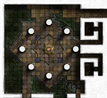 Salt Hall - Gold Chamber