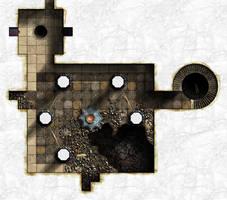 Salt Hall - Blue Chamber