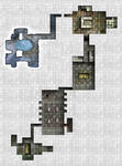 Kobold Hall - 1/4 size overview