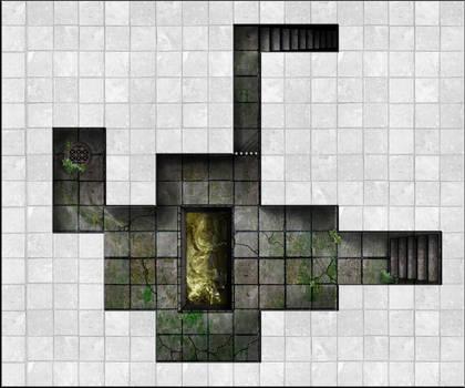 Kobold Hall - Area 1 : Sludge Pit