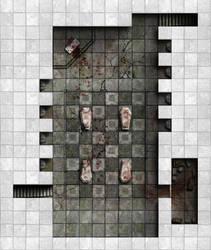 Kobold Hall - Area 2 : The Tomb
