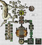 Arkay Manor - Salt Caverns - Tiny overall view