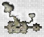 Arkay Salt caverns - Area 1 - Entry Excavations