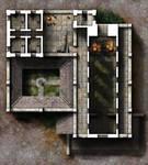 Winterhaven Temple of Avandra - F2 no roofs