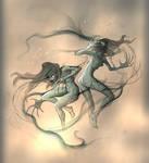 Alina and Esme - The twins