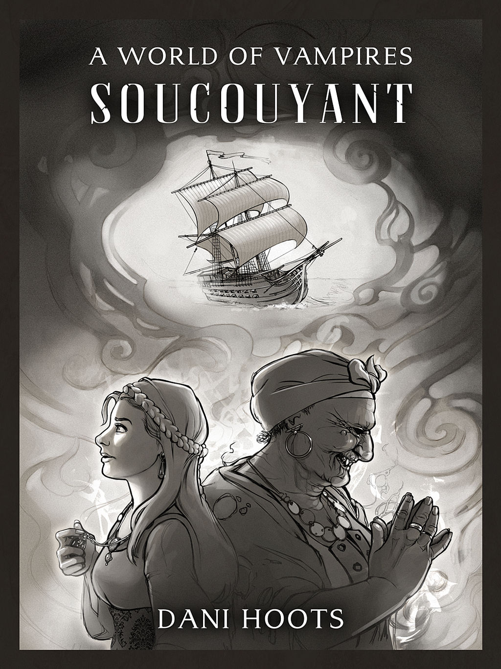 A World of Vampires: Soucouyant