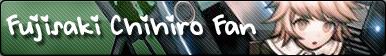 Fujisaki Chihiro Fan Button