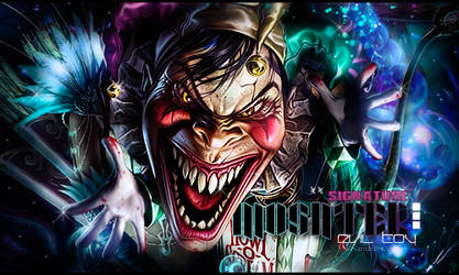 Monster Signature by Pajaroespin