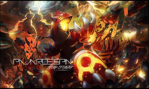 Pokemon by Pajaroespin