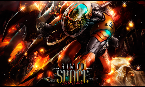 Simio Space by Pajaroespin